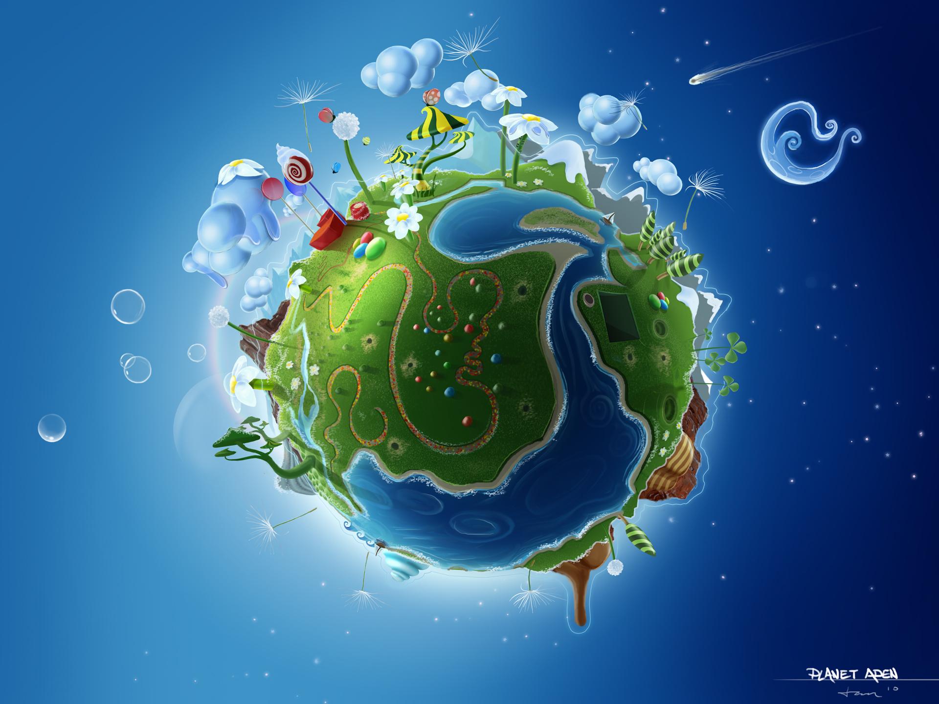 Planet Aden